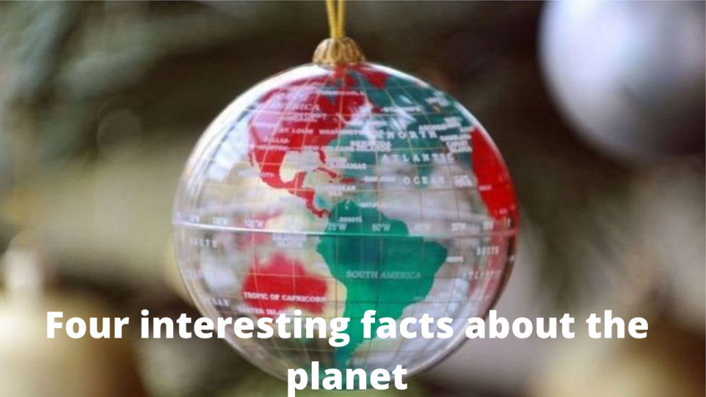 Four interesting facts about the planet